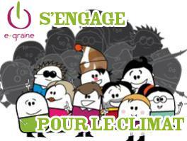 E-GRAINE S'ENGAGE POUR LE CLIMAT !