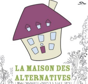logo la maison des alternatives
