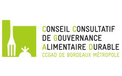 Logo CCGAD de Bordeaux Métropole