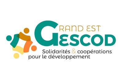Logo Grand Est Gescod