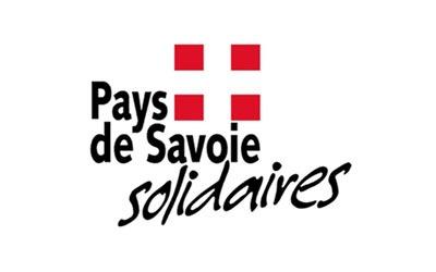 Logo Pays de Savoie Solidaire