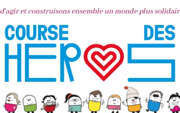 📢  Course des Héros Paris 2021 : La récolte de dons est lancée !