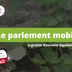 Le Parlement mobile dans les quartiers de Bordeaux