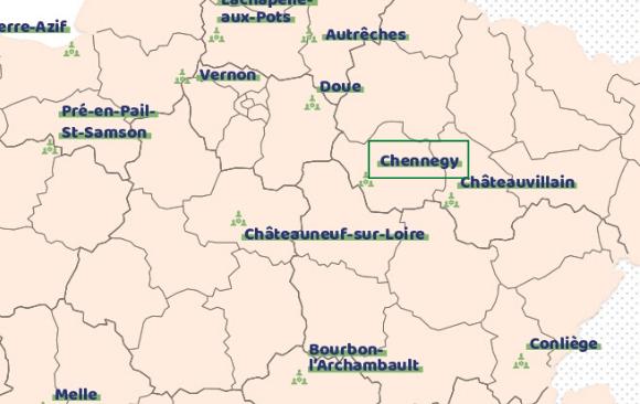 «La Maison des Alternatives» est sélectionnée parmi les 30 tiers lieux ruraux par l'Agence Nationale de la Cohésion des Territoires