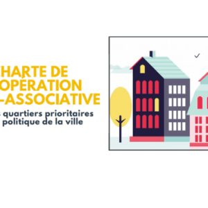 Le Mouvement e-graine a signé la charte de coopération inter associative dans les quartiers prioritaires de la politique de la ville