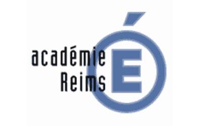 Logo Académie Reims