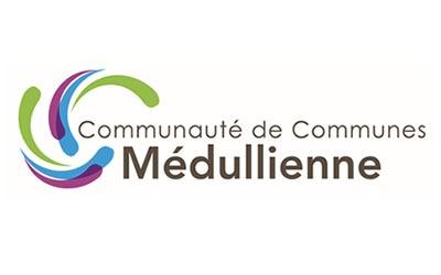 Logo communauté de communes Médullienne