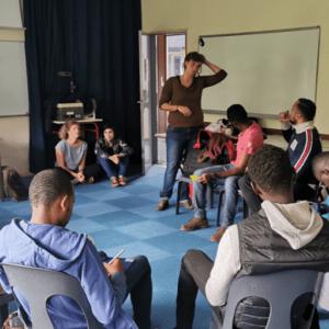 I-migrant à l'Université Savoie Mont Blanc