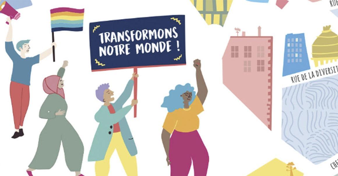 E-GRAINE SE MOBILISE POUR LE FESTIVAL DES SOLIDARITÉS 2019 !