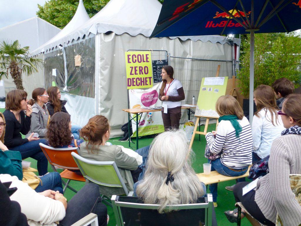 Un festival pour découvrir le mouvement Zero Waste