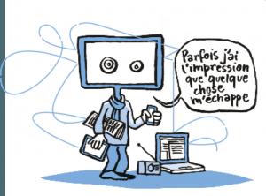 Outil éducatif : Décrypter le système complexe de l'information