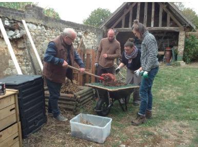 La Ressourcière : un lieu ressource « Compost et Jardin »