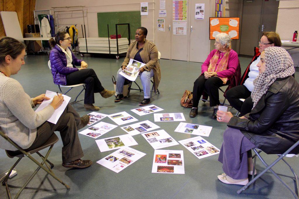 Mise en place d'une démarche participative de quartier