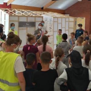 Mission accomplie pour le village de l'éco-consommation d'e-graine Hauts-de-France à Liévin !